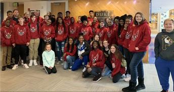 WKMS Visits Duke University!