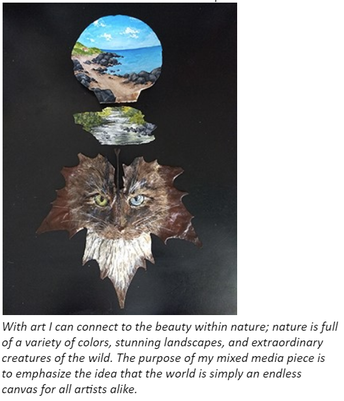 Connecting to Nature Through Art