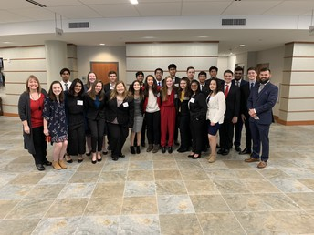 MUN Success at Regionals