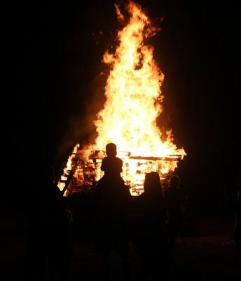 Thursday Night Bonfire