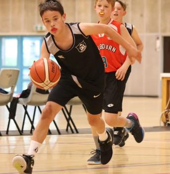 Vogeltown Thunder Basketball