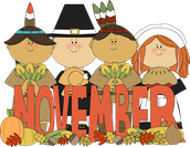 November is a Great Month for Learning!