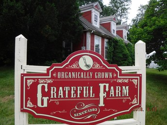 History of Grateful Farm: