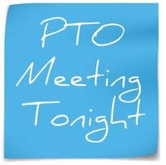 PTO Meeting Tonight (11/18)