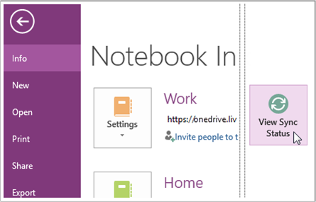 Sync a Notebook | Smore Newsletters