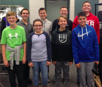 Nine Selected to State Honor Choir