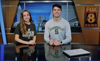 """TWO SHS GRADS FEATURED IN FOX 8 """"VOTING CLASS OF 2020"""" SPECIAL (10/30 - 7:30PM)"""