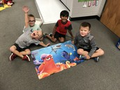 Puzzle masters!  They do this puzzle everyday!