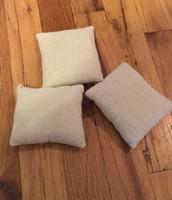 PENDING SALE - S&D Brand Earring/Bracelet Pillows (set of three)