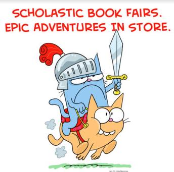 Scholastic Book Fair...Coming December 1st-10th