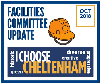 Stay Informed: October Facilities Committee Meeting