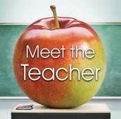 Harrington Hello & Meet the Teacher