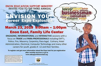 Envision You: Career Expo
