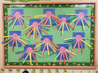Monkey Class - Letter O Octopuses