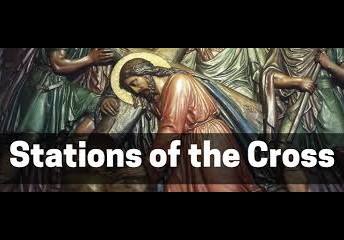 Project Compassion & Stations of the Cross