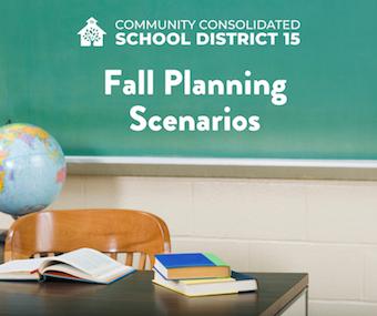 Fall Planning Scenarios