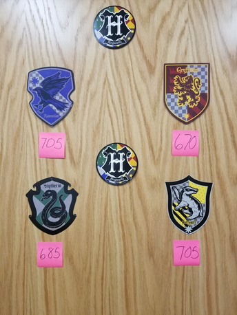 House Cup Updates