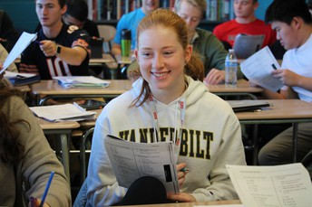 Barrington 220 named to AP Honor Roll for 5th time