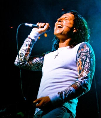 Steve Augeri live at the Alma Performing Arts Center