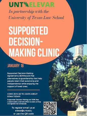 Supported Decision-Making Clinic