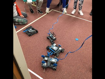 BattleBots--5th Grade STEAM