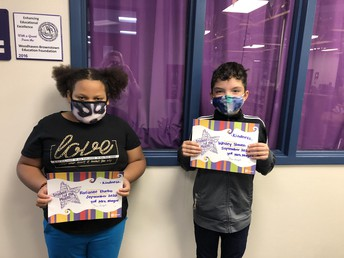 Grade 3- Magee Students of the Month