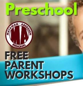 Preschool parent workshops
