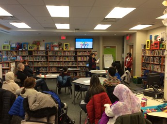 Emily Carr Newcomer Parent Group - Feb. 9th