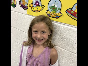 """One of our """"mon-stars"""" for donating to the Mustang Stampede"""