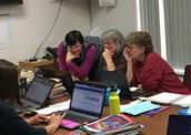 5th/6th Grade Teachers Collaborate