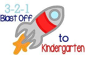 Kindergarten Blast-Off