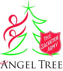 Salvation Army Angel Tree Vouchers