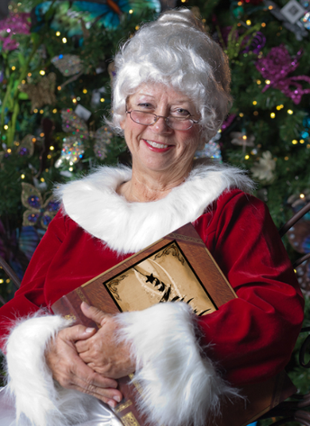 Mrs. Claus - Interactive Student Session for Grades K-2