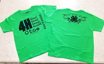 Old Style 4-H Shirt