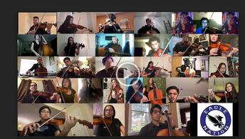 Virtual Orchestra Concert