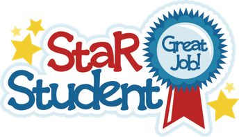 It's time for our Star Student awards!