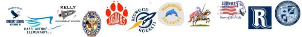 West Orange Schools' Logos