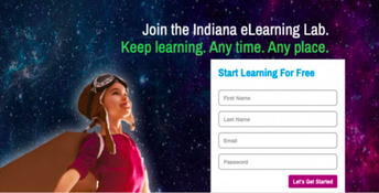 Have You Checked out the New Indiana eLearning Lab?