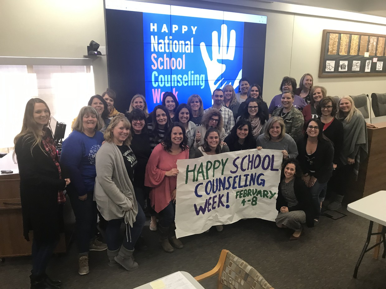 Happy School Counseling Week