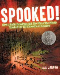 Spooked!, by Gail Jarrow