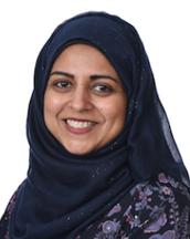 Miss Shamma Rahman - Diploma Programme Coordinator