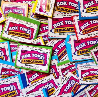 Clarification on Box Tops for Education