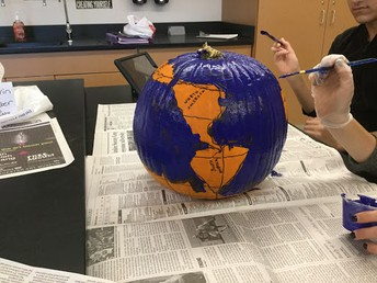 CROSS-CURRICULAR PUMPKINS