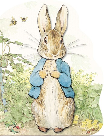 Peter Rabbit Reading Challenge K-3 Starts March 9