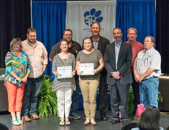 G.L.O.B.E. Teachers of the Year