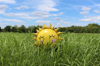 Sunshine and play