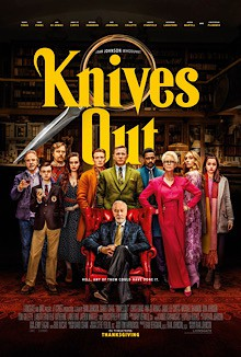 Knives Out Reveiw By Kateie C.