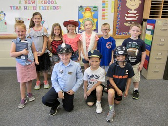 Mrs. Clefisch's Class: Dream Job Dress Up- Monday