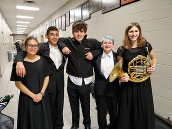 Lakers named to Honors Band