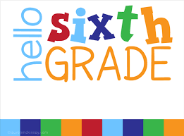 6th Grade Student Schedules